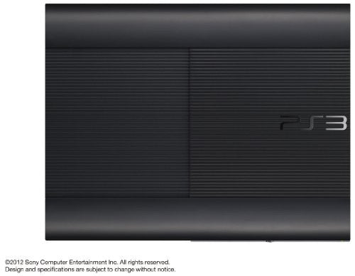Image 8 for PlayStation3 New Slim Console (500GB Charcoal Black Model) - 110V