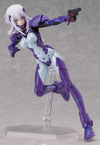 Image 4 for Muv-Luv Alternative Total Eclipse - Cryska Barchenowa - Figma #180 (Max Factory)