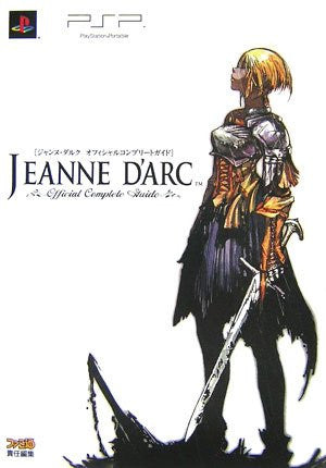 Image for Jeanne D'arc   Official Complete Guide