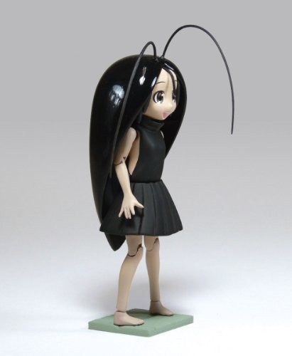 Image 3 for Gokiburi Ginjika - Gokicha - Character PlaMo Production Committee - 01 (Aoshima)