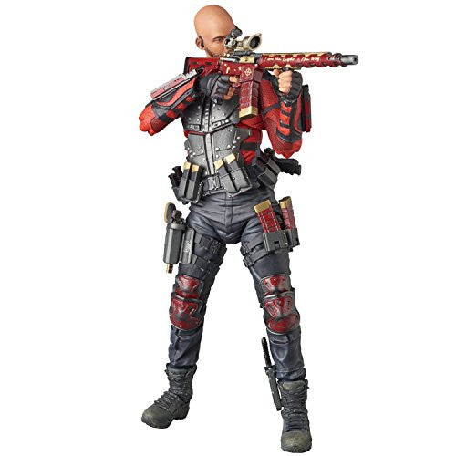 Image 5 for Suicide Squad - Deadshot - Mafex No.038 (Medicom Toy)