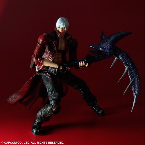 Image 2 for Devil May Cry 3 - Dante Sparda - Play Arts Kai (Square Enix)