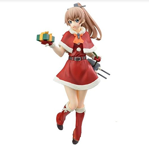 Kantai Collection ~Kan Colle~ - Kumano - SPM Figure - Christmas Ver.