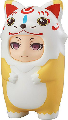 Image 1 for Touken Ranbu - Online - Konnosuke - Nendoroid More - Face Parts Case (Orange Rouge)