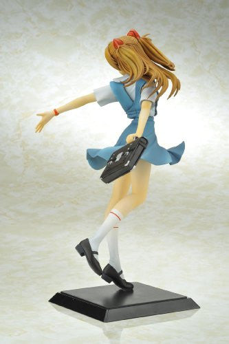 Image 3 for Evangelion Shin Gekijouban - Souryuu Asuka Langley - 1/6 - School Uniform ver. (Aizu Project)
