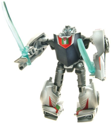 Image 3 for Transformers Prime - Wheeljack - EZ Collection - Spaceship Star Hammer & Wheeljack (Takara Tomy)