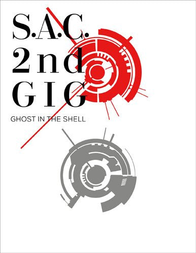 Image 2 for Ghost In The Shell S.a.c. 2nd Gig Blu-ray Disc Box Special Edition [Limited Pressing]
