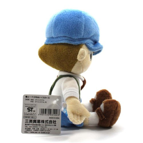 Image 3 for Layton Kyouju to Eien no Utahime - Luke Triton - Plush (Size Small) (San-ei)
