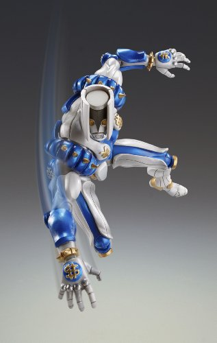 Image 2 for Jojo no Kimyou na Bouken - Diamond Is Not Crash - The Hand - Super Action Statue #21 (Medicos Entertainment)