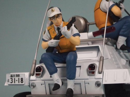 Image 4 for Kidou Keisatsu Patlabor - Type 98 Special Command Vehicle - 1/24 (Pit-Road)