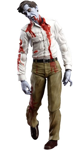 Image 1 for Dawn of the Dead - Stephen - Figma #224 - Flyboy Zombie (Max Factory)