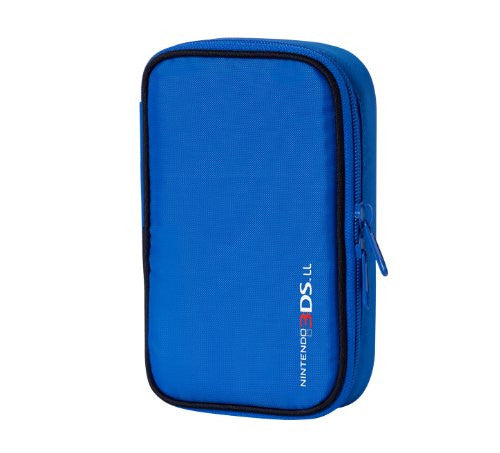 Image 2 for Smart Pouch for 3DS LL (Blue)