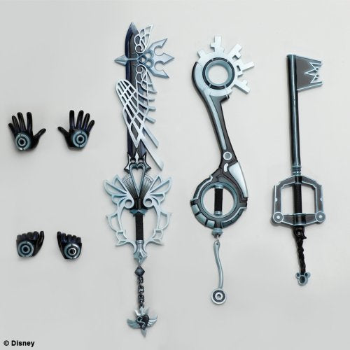 Image 7 for Kingdom Hearts 3D: Dream Drop Distance - Sora - Play Arts Kai - TRON: Legacy ver. (Square Enix)
