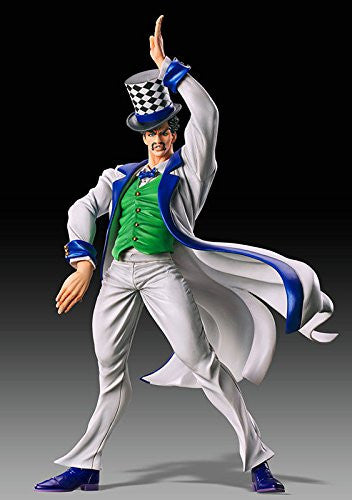 Image 1 for Jojo no Kimyou na Bouken - Phantom Blood - Will A. Zeppeli - Statue Legend #55 (Di molto bene)