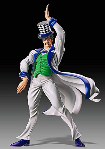 Image for Jojo no Kimyou na Bouken - Phantom Blood - Will A. Zeppeli - Statue Legend #55 (Di molto bene)