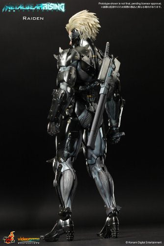 Image 2 for Metal Gear Rising: Revengeance - Raiden - VideoGame Masterpiece VGM17 - 1/6 (Hot Toys)