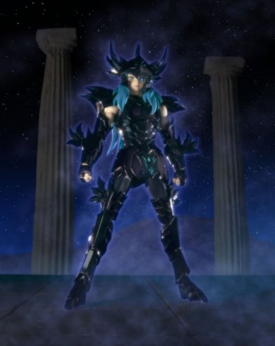 Image 10 for Saint Seiya - Pisces Aphrodite - Saint Cloth Myth - Myth Cloth - Hades Specter Surplice (Bandai)