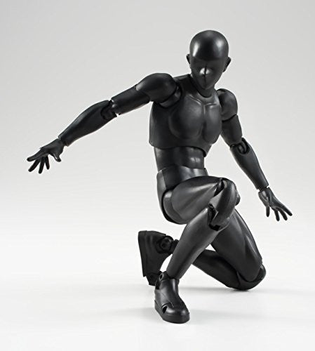 Image 3 for S.H.Figuarts - Body-kun - Solid Black Color ver. (Bandai)