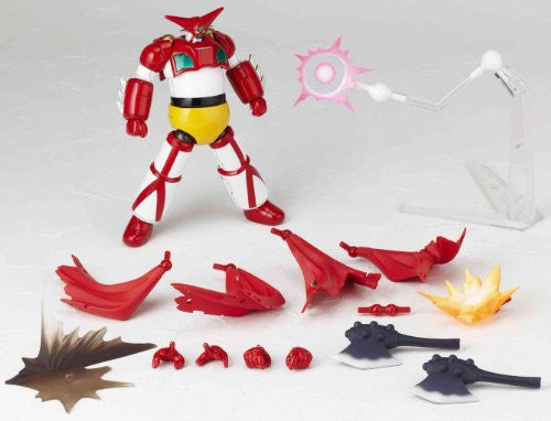Image 6 for Change!! Getter Robo: Sekai Saigo no Hi - Getter 1 - Revoltech - Renewal Ver. - 105new (Kaiyodo)