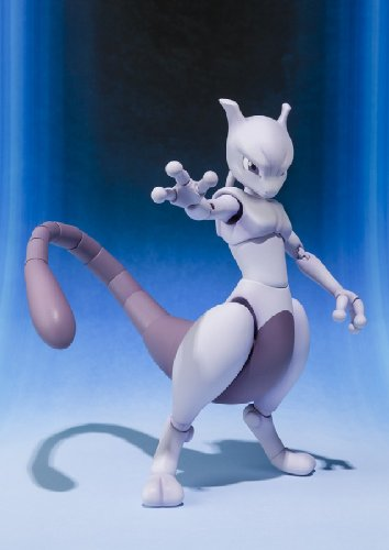 Image 4 for Pocket Monsters - Mewtwo - Myuutsu - D-Arts (Bandai)