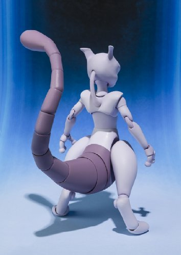 Image 3 for Pocket Monsters - Mewtwo - Myuutsu - D-Arts (Bandai)