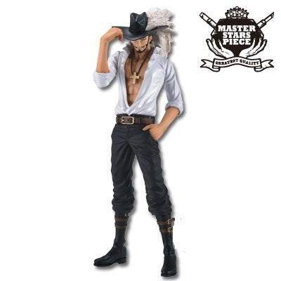Image for One Piece - Juracule Mihawk - Ichiban Kuji - Ichiban Kuji Figure Selection One Piece ~Ouka Shichibukai~ - Master Stars Piece