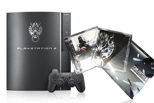 Image 2 for Final Fantasy VII Advent Children Complete [Cloud Black Edition]