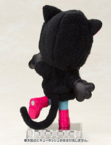 Image 2 for Cu-Poche - Cu-Poche Extra - Animal Parka Set - Black Cat (Kotobukiya, Noix de Rome)