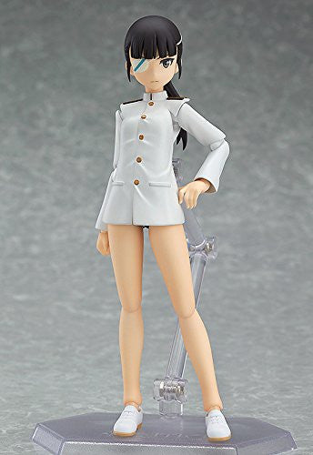 Image 2 for Strike Witches Movie - Sakamoto Mio - Figma #282 (Max Factory)