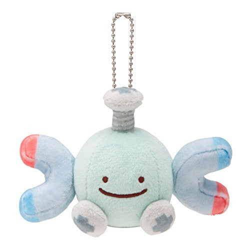 Image 1 for Pokemon - Pocket Monsters - Pokemon Center - Metamon Koiru Keychain