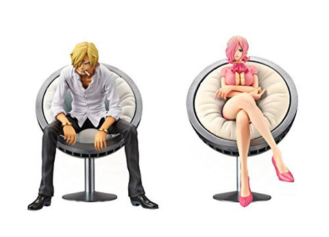 Image for One Piece - Reiju - Sanji - DXF Figure - The Grandline Lady - The Grandline Series - Vinsmoke Family Vol. 2 - The Grandline Series - Vinsmoke Family Vol. 4