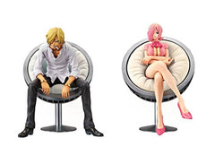One Piece - Reiju - Sanji - DXF Figure - The Grandline Lady - The Grandline Series - Vinsmoke Family Vol. 2 - The Grandline Series - Vinsmoke Family Vol. 4