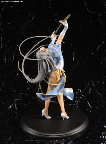 Image 3 for Ikki Tousen - Chouun Shiryuu - 1/7 - China Dragon Dress Blue ver. (BEAT)