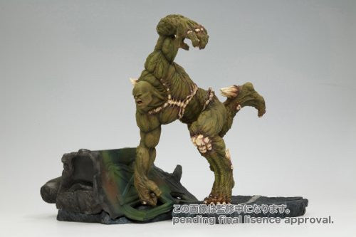 Image 6 for The Incredible Hulk Movie - Abomination - Fine Art Statue - Movie Ver. (Kotobukiya)