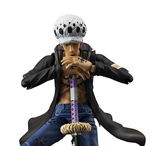 Image 3 for One Piece - Trafalgar Law - Variable Action HEROS (MegaHouse)