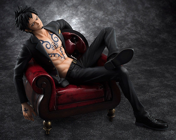 Image 1 for One Piece - Trafalgar Law - Excellent Model - Portrait of Pirates SOC - 1/8 (MegaHouse)