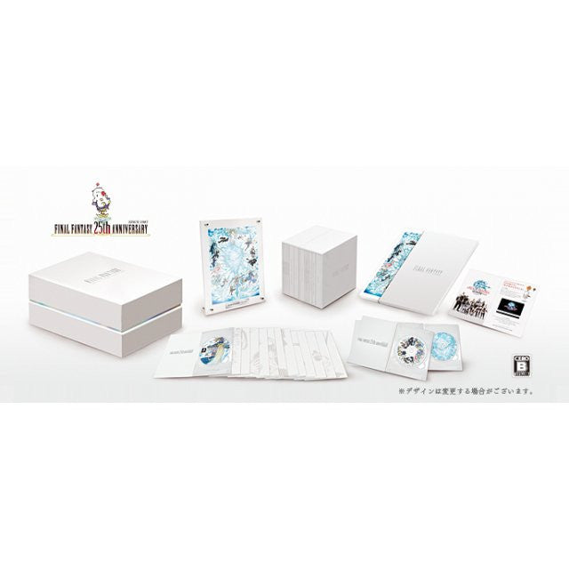 Image 6 for Final Fantasy 25th Anniversary Ultimate Box