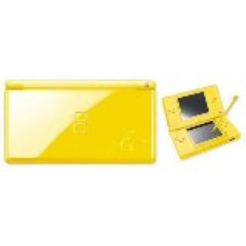 Image 2 for Nintendo DS Lite (Pokemon Center Pikachu Yellow) - 110V