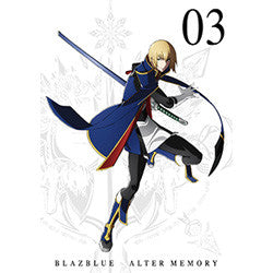Image for Blazblue Alter Memory Vol.3