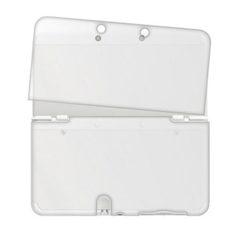 Image for Silicon Protector Case for NEW 3DS (Clear White)