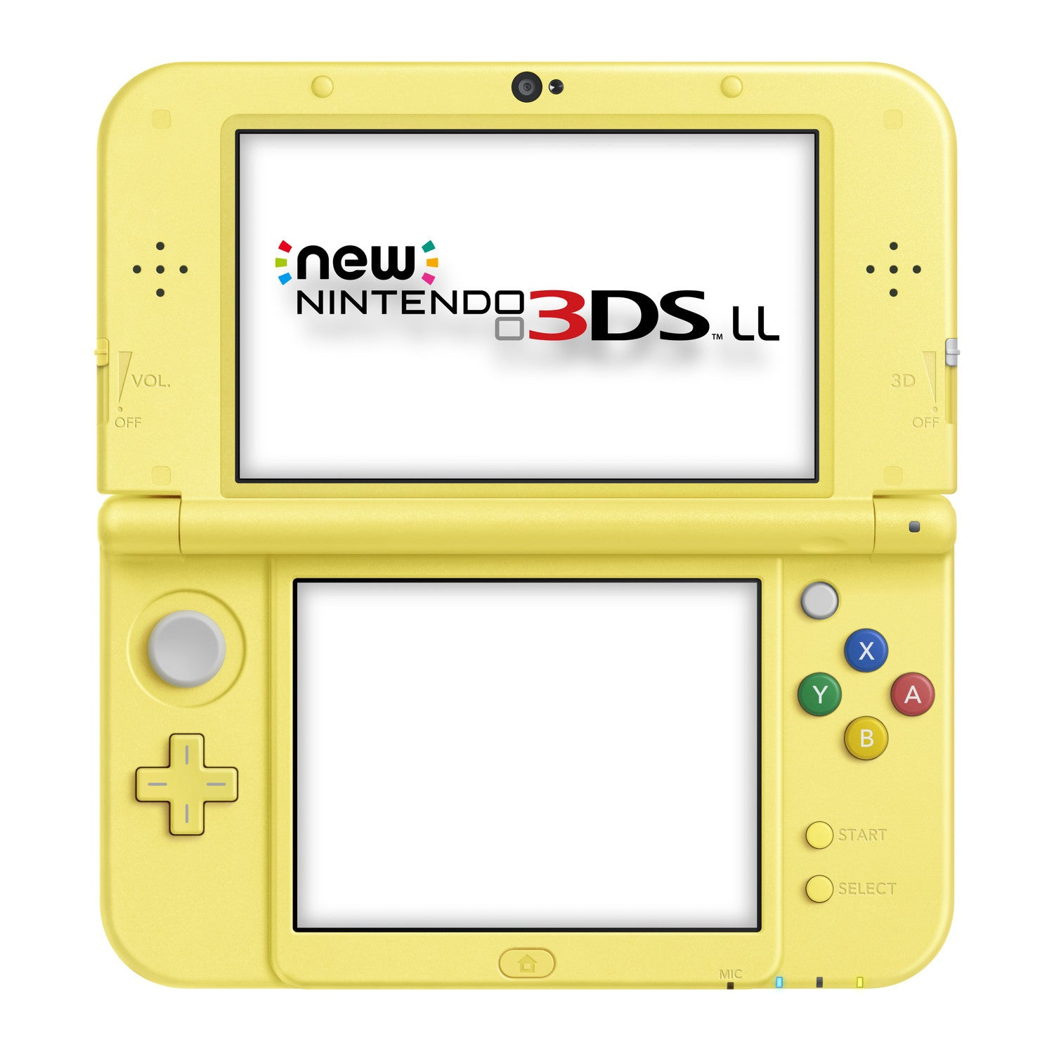 Image 2 for New Nintendo 3DS LL Pikachu Yellow