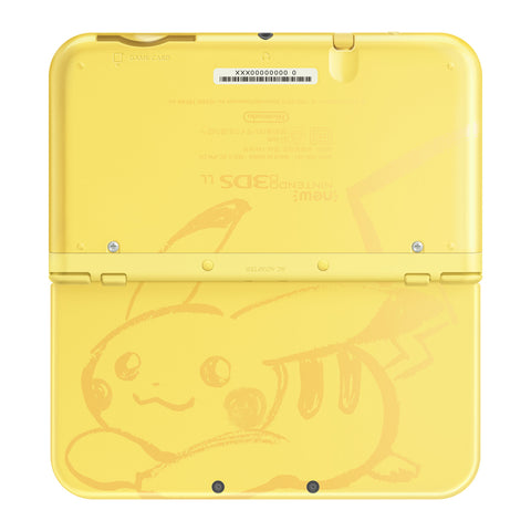 Image for New Nintendo 3DS LL Pikachu Yellow