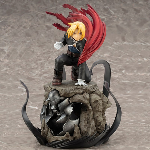 Image for Hagane no Renkinjutsushi Brotherhood - Alphonse Elric - Edward Elric - ARTFX J - 1/8 - Limited Edition