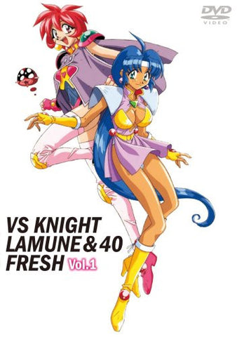 Image for VS Knight Ramune & 40 Fresh No.1