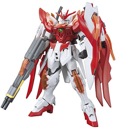 Image 6 for Gundam Build Fighters Honoo - XXXG-00W0CV Wing Gundam Zero Honoo - HGBF #033 - 1/144 (Bandai)