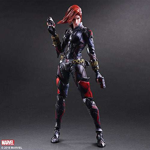 Image 7 for Avengers - Black Widow - Play Arts Kai (Square Enix)