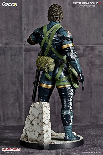 Image 9 for Metal Gear Solid V: Ground Zeroes - Naked Snake - 1/6 (Gecco, Mamegyorai)