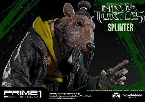 Image 7 for Teenage Mutant Ninja Turtles (2014) - Splinter - Museum Masterline Series MMTMNT-05 - 1/4 (Prime 1 Studio)