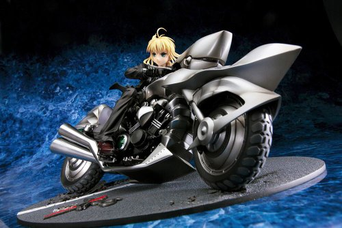 Image 10 for Fate/Zero - Saber - 1/8 - Motored Cuirassier (Good Smile Company)