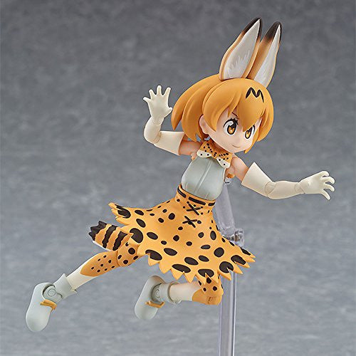 Image 5 for Kemono Friends - Serval - Figma #362 (Max Factory)